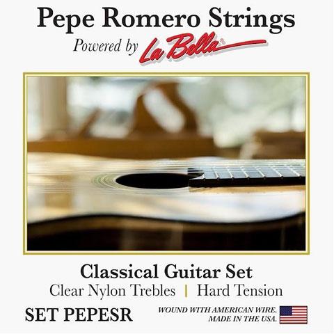 Saiten Konzertgitarre Pepe Romero Strings PEPESR