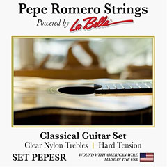 Pepe Romero Strings PEPESR « Classical Guitar Strings