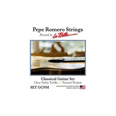 Classical Guitar Strings Pepe Romero Strings GCNM