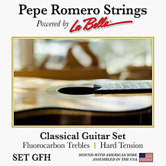 Pepe Romero Strings GFH « Classical Guitar Strings