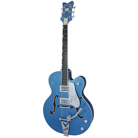 Gretsch Guitars Original G6136T-59 Falcon Lake Placid Blue « Guitare électrique