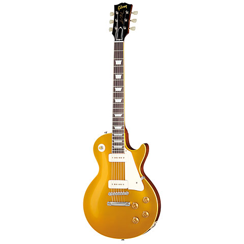 Guitarra eléctrica Gibson Custom Shop 1956 Les Paul Goldtop VOS