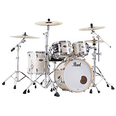 "Pearl Session Studio 20"" Nicotine White Marine Pearl She « Batterie acoustique"