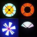 Efecto para discoteca Briteq BT-LED Rotor