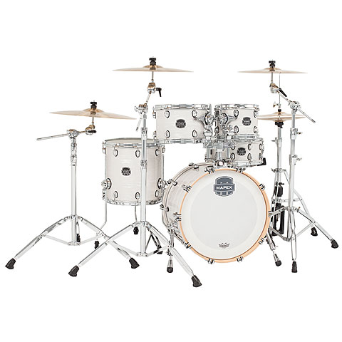 Mapex Saturn V MH Tour Edition 20'' White Marine