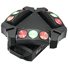 Eurolite LED Mini MFX-4 Beam Effect « Cabezas móviles