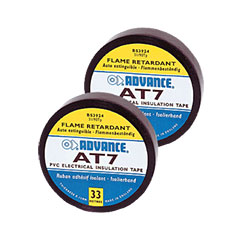 Advance AT 7 black 19 mm 33 m « Adhesive Tape