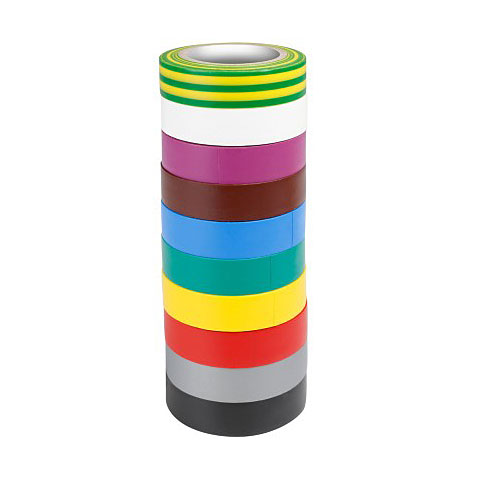 "Advance Tape AT 0007 ""Rainbow Pack"" 15 mm x 10 m"
