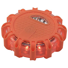Eurolite LED SOS Battery-Powered Warning Light « Battery Lighting