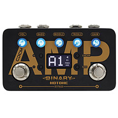 Hotone Binary Amp « Педаль эффектов для электрогитары