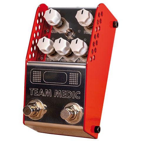 Pedal guitarra eléctrica ThorpyFX Team Medic V2