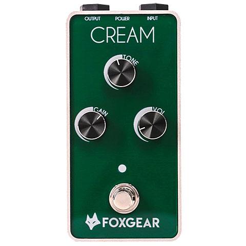 Effektgerät E-Gitarre Foxgear Cream