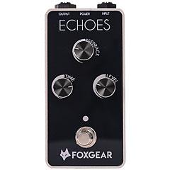 Foxgear Echoes « Pedal guitarra eléctrica
