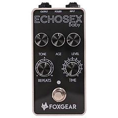 Foxgear Echosex Baby « Pedal guitarra eléctrica
