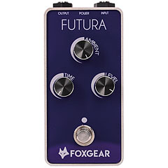 Foxgear Futura « Pedal guitarra eléctrica