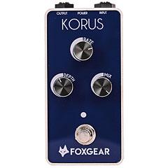 Foxgear Korus « Effektgerät E-Gitarre