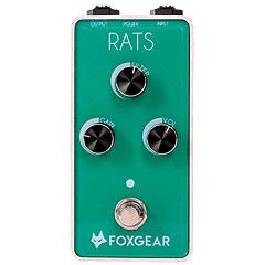 Foxgear Rats « Effektgerät E-Gitarre