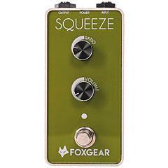 Foxgear Squeeze « Effectpedaal Gitaar