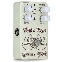Keeley Verb O Trem « Guitar Effect