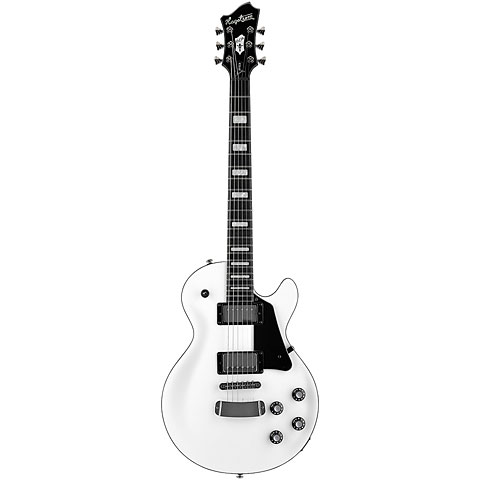 Hagstrom Super Swede Ltd. 60th Anniversary White « Guitarra eléctrica