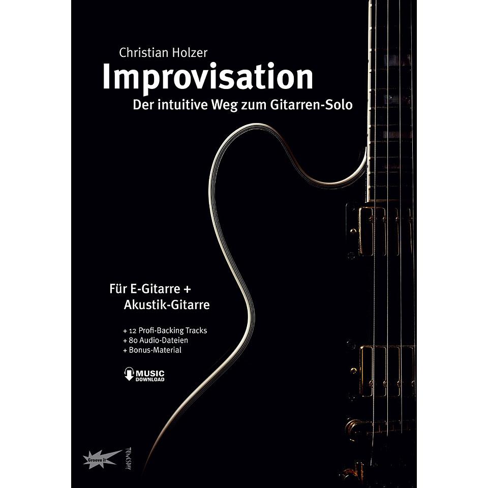 Tunesday Improvisation - Der intuitive Weg zum Gitarren-Solo