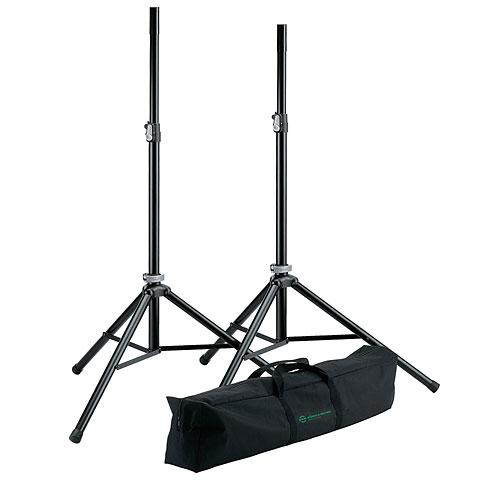 Accessoires pour enceintes K&M 21449 Speaker Stand Package