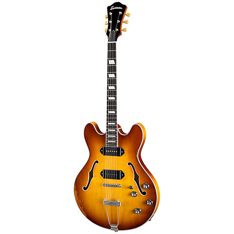 Eastman T64/v T Antique Goldburst « E-Gitarre