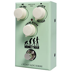 J. Rockett Audio Designs Monkeyman « Effectpedaal Gitaar
