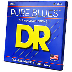 DR Pure Blues PB-45 Medium « Saiten E-Bass