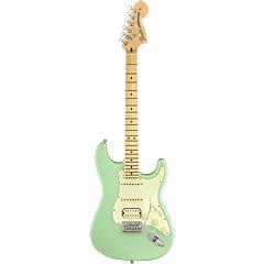 Fender American Performer Strat MN HSS SSFG « Guitare électrique