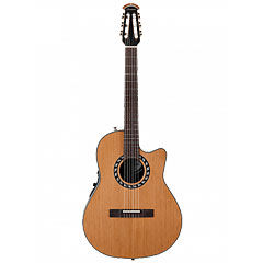 Ovation Nylon 1773AX-4 Nat « Guitarra clásica