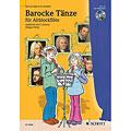 Schott Barocke Tänze für 2 Alt-Blockflöten « Music Notes
