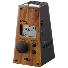 Korg KDM-3 Wood Digital Metronome Limited Edition « Métronome