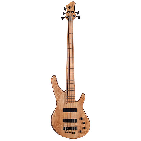 Franz Bassguitars Wega 5-str Euro Esche MN « E-Bass