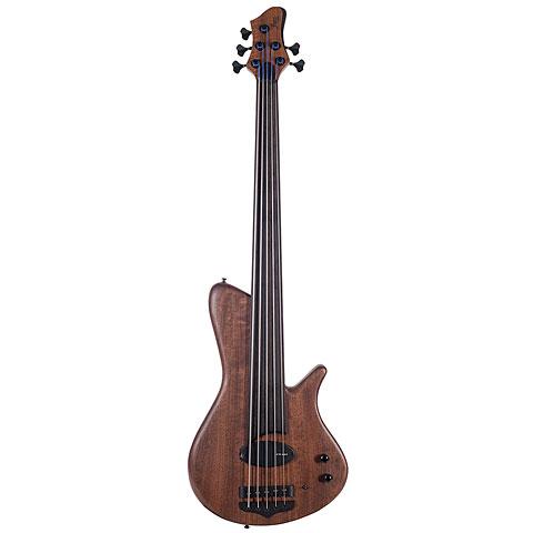 Franz Bassguitars Sirius 5 WAL EB « Fretless Bass Guitar