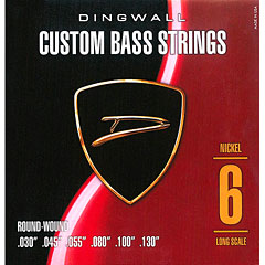 Dingwall Custom Bass Strings .030-.130 « Electric Bass Strings