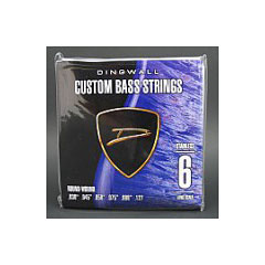 Dingwall Custom Bass Strings .030-.127 « Cuerdas bajo eléctrico