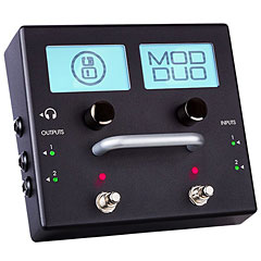 MOD Devices Duo Modular Ped « Pedal guitarra eléctrica