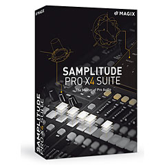 Magix Samplitude Pro X4 SUITE D « DAW-Software