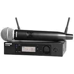 Shure GLXD24RE/SM58-Z2 « systèmes micro sans fil