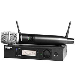 Shure GLXD24RE/SM86-Z2 « Micrófono inalámbrico