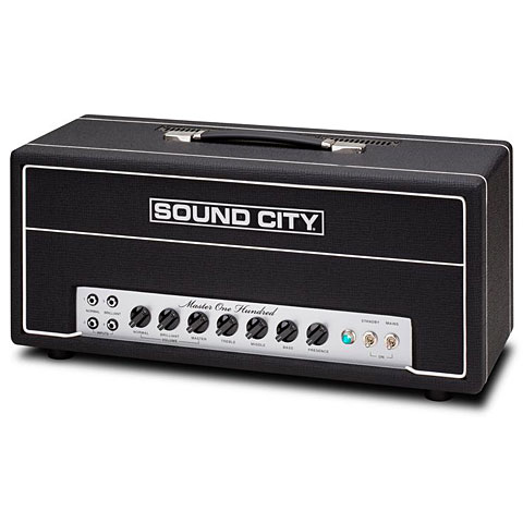Tête ampli guitare Sound City Master Lead 100
