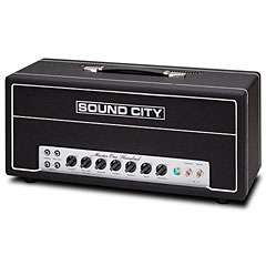 Sound City Master Lead 100 « Topteil E-Gitarre