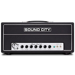 Sound City Master Lead 50 « Tête ampli guitare