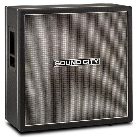 Pantalla guitarra eléctrica Sound City SC 412