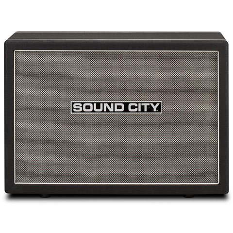 Box E-Gitarre Sound City SC 212
