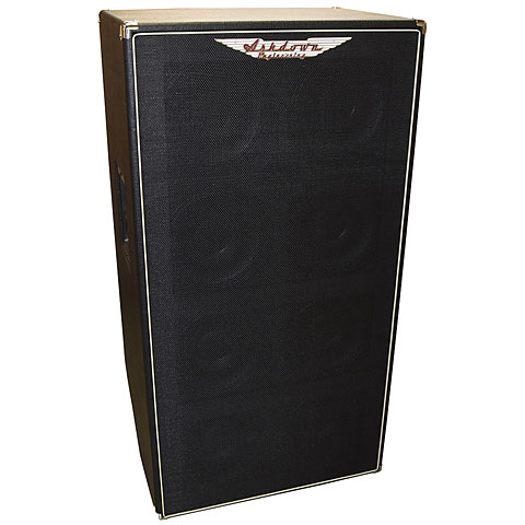 Box E-Bass Ashdown AMP 810T