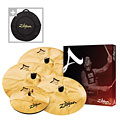 Pack de cymbales Zildjian A Custom Medium Box 14/16/18/20 + Cymbalbag for free