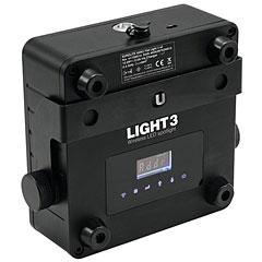 Eurolite AKKU Flat Light 3 sw