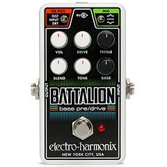 Electro Harmonix Nano Battalion « Effets pour basse électrique
